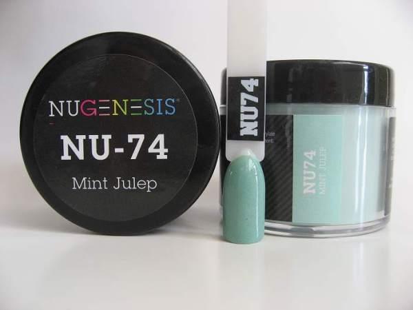 NuGenesis Dipping Powder - Mint Julep NU-74