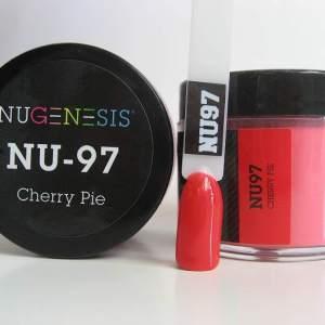 NuGenesis Dipping Powder - Cherry Pie NU-97