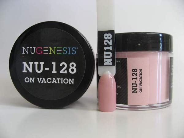 NuGenesis Dipping Powder - On Vacation NU-128