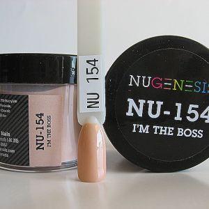 Nugenesis Easy Dip Powder - NU-154 I'm The Boss