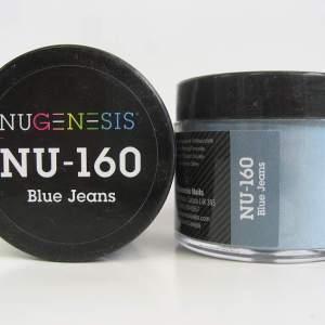 NuGenesis Dipping Powder - Blue Jeans NU-160