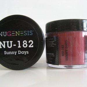 NuGenesis Dip Powder NU182 - Sunny Days
