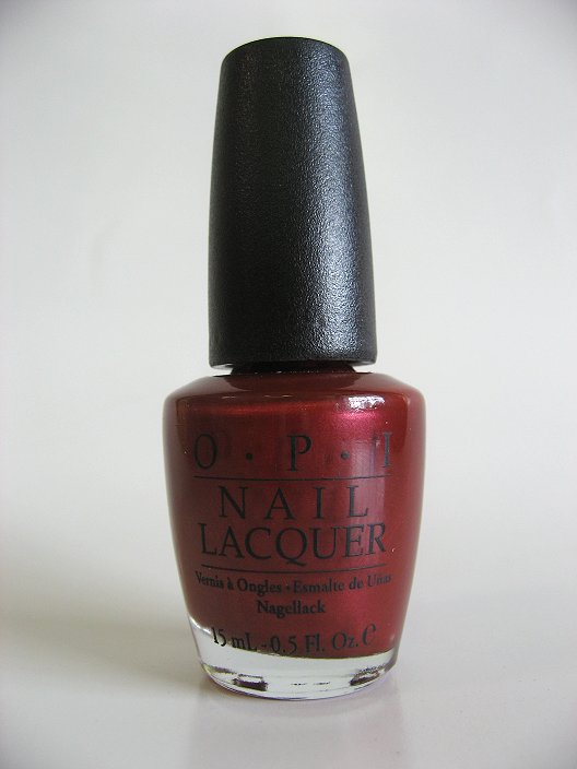 OPI Polish - A33 - OP-I Love This Color