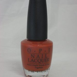 OPI Polish - NL A38 - DID SOMEONE SAY PARTY?