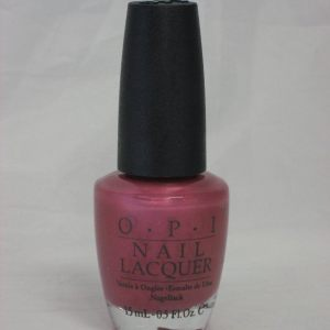 Discontinued OPI A42 - Mauve-lous Memories