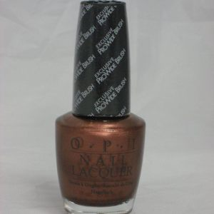 Discontinued OPI A45 - Brisbane Bronze
