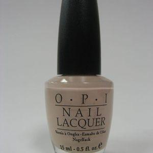 Discontinued OPI B13 - Bare It In Trafalgar Square