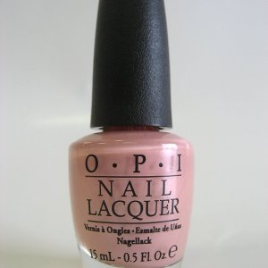 OPI Polish - B72 - Suzi & The Lifeguard