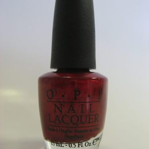 OPI Polish - HL E09 - In My Santa Suit