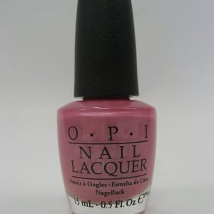 Discontinued OPI G01 - APHRODITE'S PINK NIGHTIE