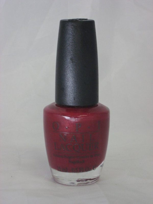 Discontinued OPI N21 - Berry Berry Broadway