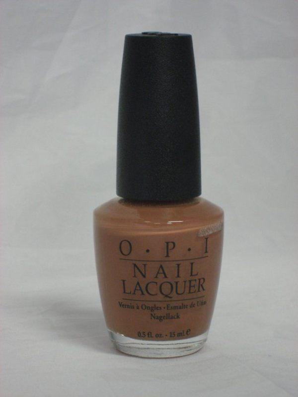 OPI Polish - NL N31 - Cupp-a-Cawfee