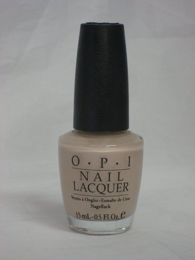 OPI Polish - NL V06 - It\'s Sheer Luck - Manicure Pedicure