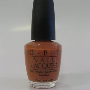 Discontinued OPI W26 - Out of This World