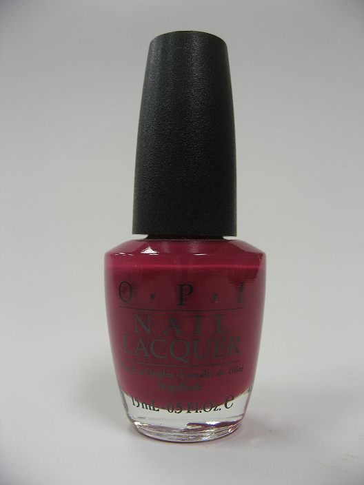 Discontinued OPI W48 - Chicago Get A Manicure