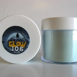 Glow in the dark acrylic powder - 106
