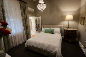 One of the beautiful rooms with ensuite