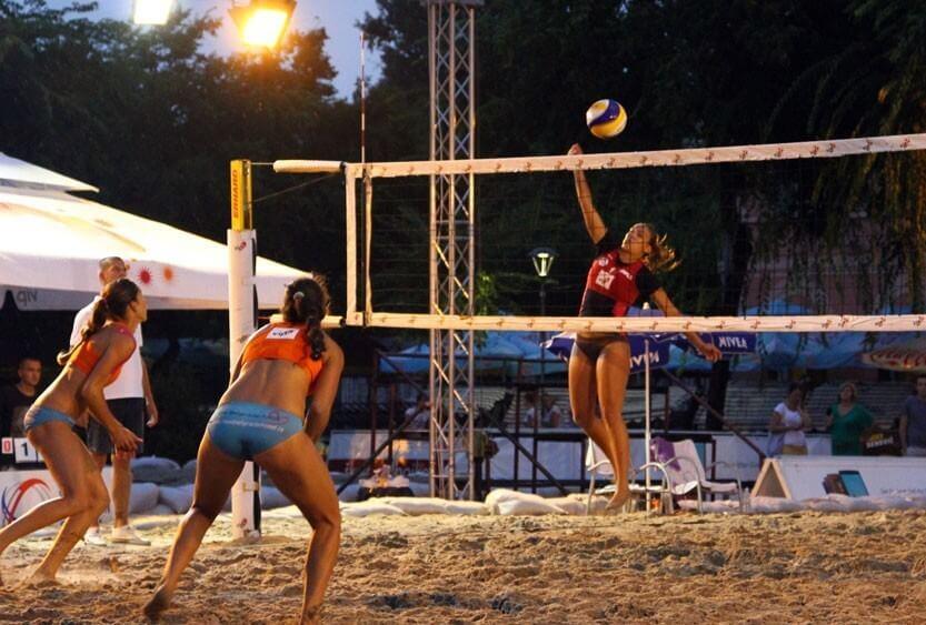 Prvenstvo Srbije u odbojci na pesku