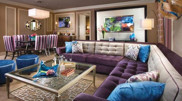 Bellagio Two Bedroom Penthouse Suite
