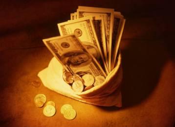 Attracting Money