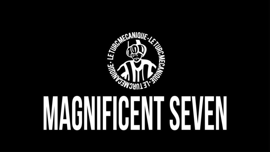 Anticlub #4. Le Turc Mecanique's Magnificent Seven. Le 16 février à la Station.