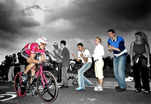 8. Etappe Deutschlandtour/Zeitfahren .:. 23.8.2005