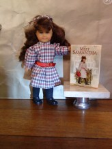 AMERICAN GIRL DOLL SAMANTHA PARKINGTON MINI DOLL
