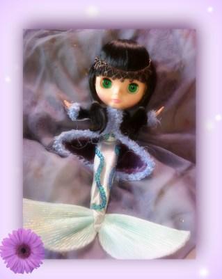 Blythe Clone under the sea!