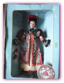 The Chinese Empress Barbie Volume 10