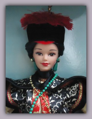 The Chinese Empress Barbie Great Eras Collection
