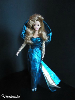 Barbie_Benefit Ball Gown