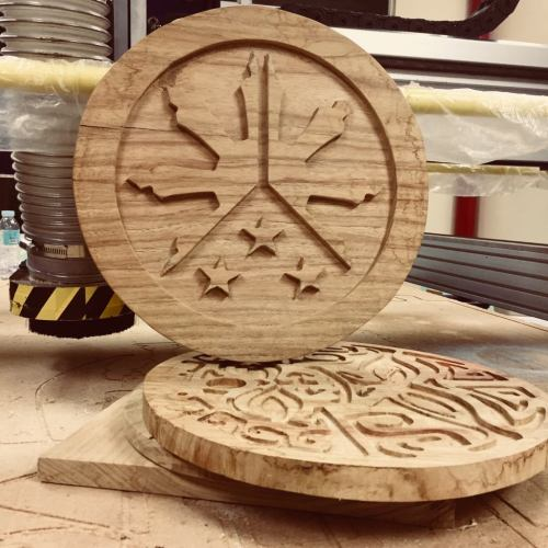 Cnc Mill Reclaimed Wood Crafts