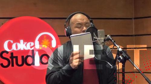 Filipino singer songwriter Quest for Coke Studio Philippines