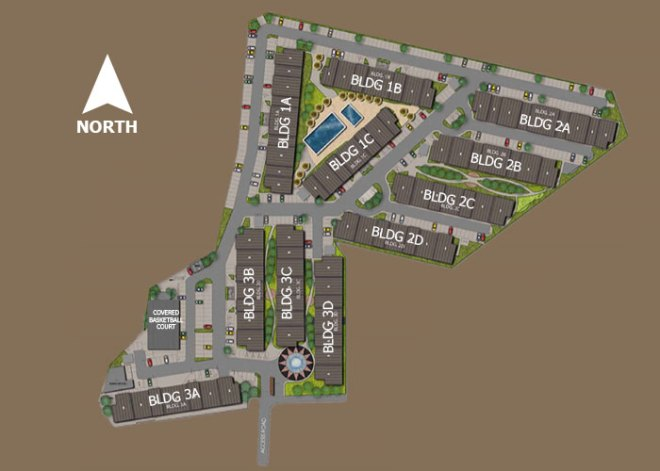Hill Residences Novaliches Quezon City Condo By Smdc