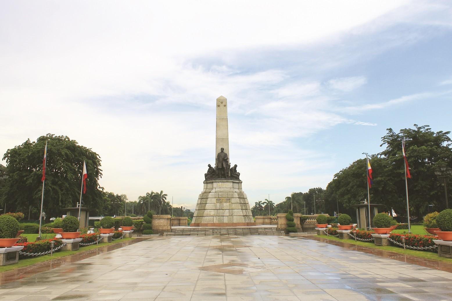 Luneta Park Manila