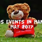 May Events for kids in Manila