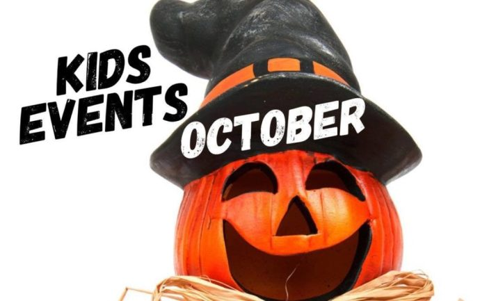 Manila For Kids October events