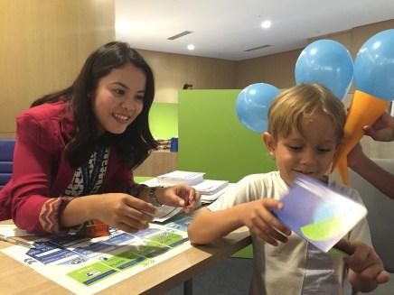 Manila For Kids @ Smart Saver Kiddie Camp