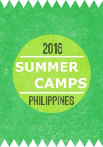 Summer camps Philippines 2016