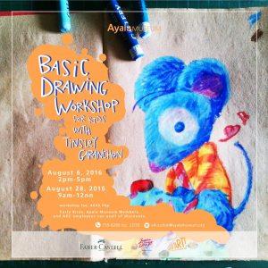 Drawing workshop