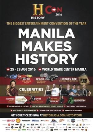 History Con 2016 Poster