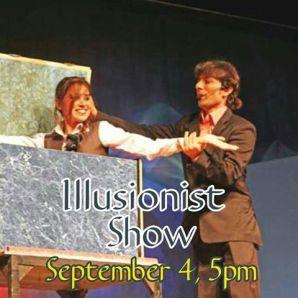 molito illusionist