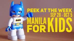 Batman Day Manila For Kids