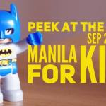 Batman Day Manila For Kids