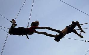 flying trapeze philippines manila for kids