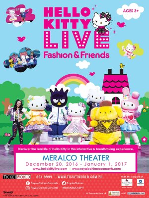 manila for kids hello kitty