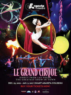 Manila For Kids le grand cirque