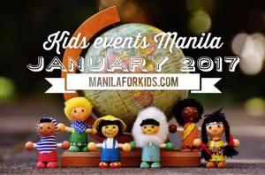 kids events manila january