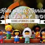 kids events manila january