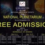 National Museum launches Planetarium projector